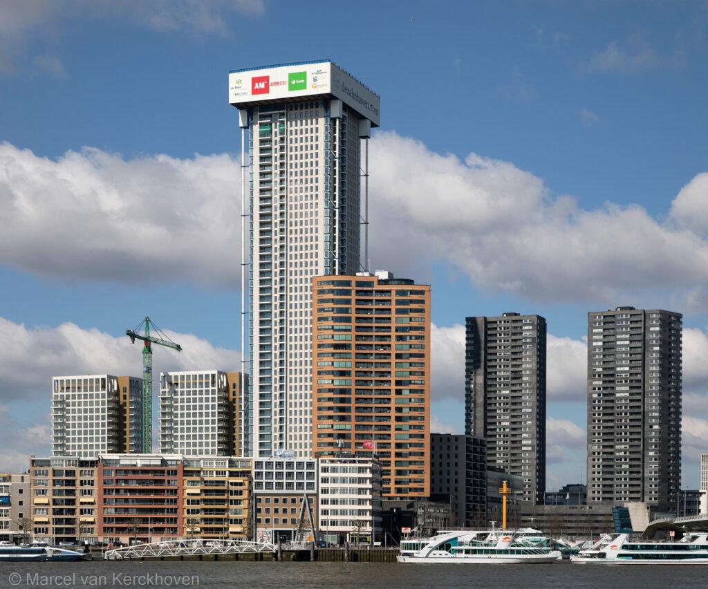 De zalmtoren, Rotterdam